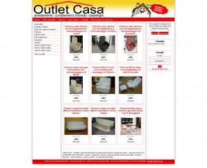 Outlet casa vendita arredamento online for Vendita arredamento on line